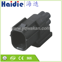 Free shipping 2sets 4pin Auto Electri  wire harnessplastic  Front and rear oxygen sensor plug connector  6188-4776