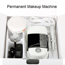 Máquina de tatuaje para cejas, delineador de labios, máquina para maquillaje permanente Digital, ligera y práctica, novedad