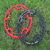 DECKAS горная велосипедная цепь MTB велосипед шатун алюминиевый BCD130 цепь 50-58T