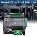 1 шт. ПЛК Программируемый контроллер ПЛК промышленная плата управления FX3U-14MR 8 вход 6 выход программируемый простой контроллер