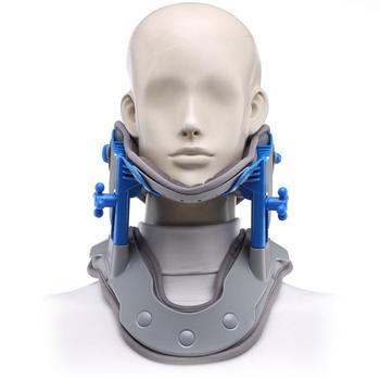 Medyczny kołnierz ortopedyczny naprawa korekcyjna trakcja części szyjnej kręgosłupa aparat moxibustion obróbka cieplna kręgosłupa szyjnego tanie i dobre opinie LISHEN CR-162