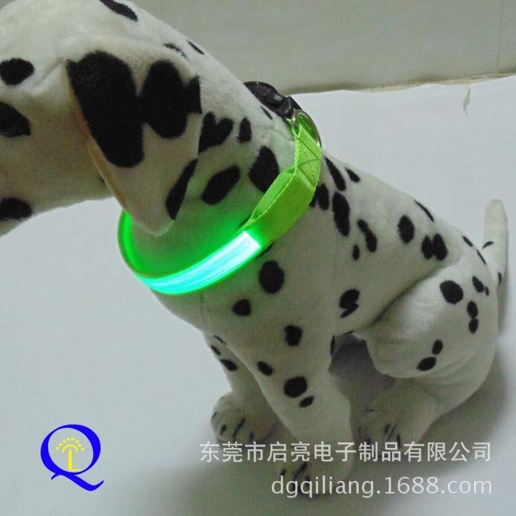 Dongguan LED Pet Collar/Shiny Dog Collar Flash Pet Supplies Supply Of Goods