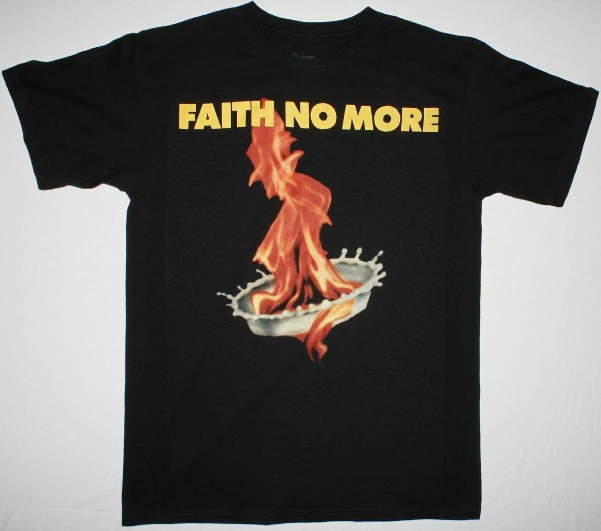 Faith No More The Real Thing 89 Mike Patton Mr.Bungle Retro T Shirt 150