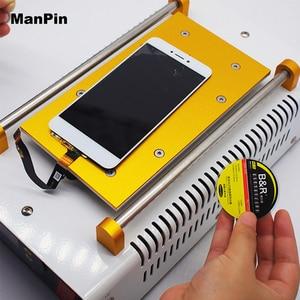 Image 5 - Alambre de acero de aleación de tungsteno, borde curvo, línea de separación de pantalla OLED, cable de corte LCD de alta dureza, herramientas de reparación de teléfonos móviles