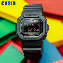 CASIO Watche Multifunctional Sport Student Electronic Watch DW-5600MS-1D casio sport