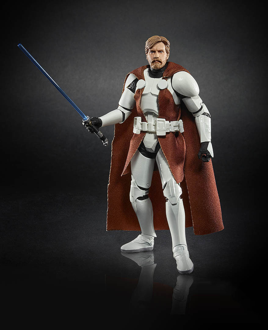 Star Wars The Black Series 6 inch figure Clone Trooper Captain NEW!!