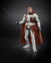 Gwiezdne wojny czarna seria Obi-Wan Kenobi Trooper Armor 6 luźna figurka tanie tanio yaksanage Puppets Żołnierz gotowy produkt Wyroby gotowe Unisex Western Animiation First Edition 12-15 lat 2-4 lat 6 lat