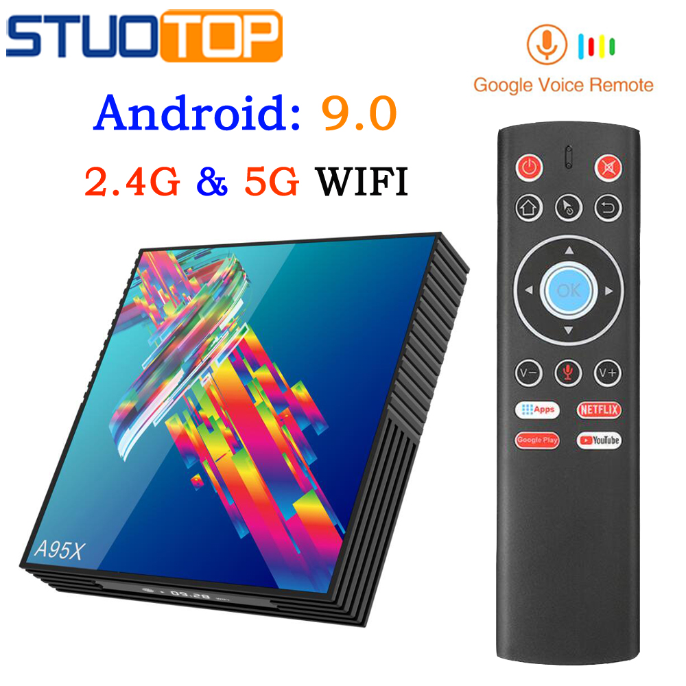 A95xr3 Global Smart Android 9.0 Tv Box Netflix 4g 32g 64g Set Top Box  Iptv 4k Media Player Pk H96 Max Rk3318 X96 Max Mini Box S