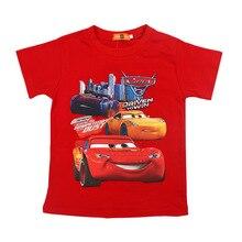 Г. Детская футболка с короткими рукавами детская одежда, Новые товары, летняя футболка с короткими рукавами для мальчиков футболка с круглым вырезом и рисунком автомобиля