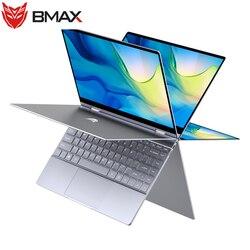 Ноутбук BMAX Y13 13,3 дюйма Intel Gemini Lake N4100 8 ГБ ОЗУ 256 Гб ПЗУ SSD LPDDR4 1920*1080 IPS Win 10 ультратонкий ноутбук