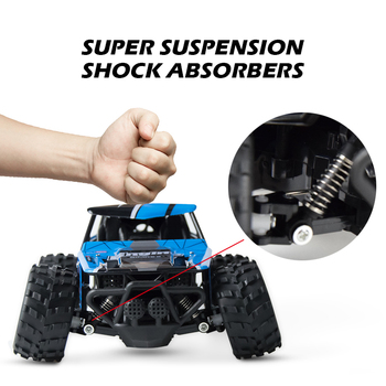 1/20 Electric RC Rock Crawler Off-Road Truck 3