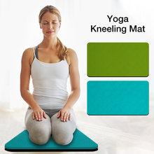 Коврик на коленях для фитнеса подушка занятий йогой тренировки