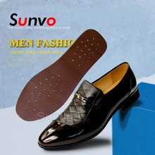 Leather Insoles for Men Business Shoes Instantly Absorb Sweat Breathable Deodorant Replacement Inner Shoe Insole Pad Inserts стоимость