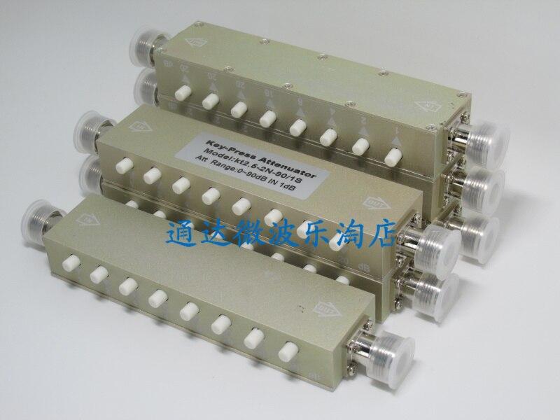 90db dc 25ghz 50ohm rf passo chave atenuador ajustavel 02