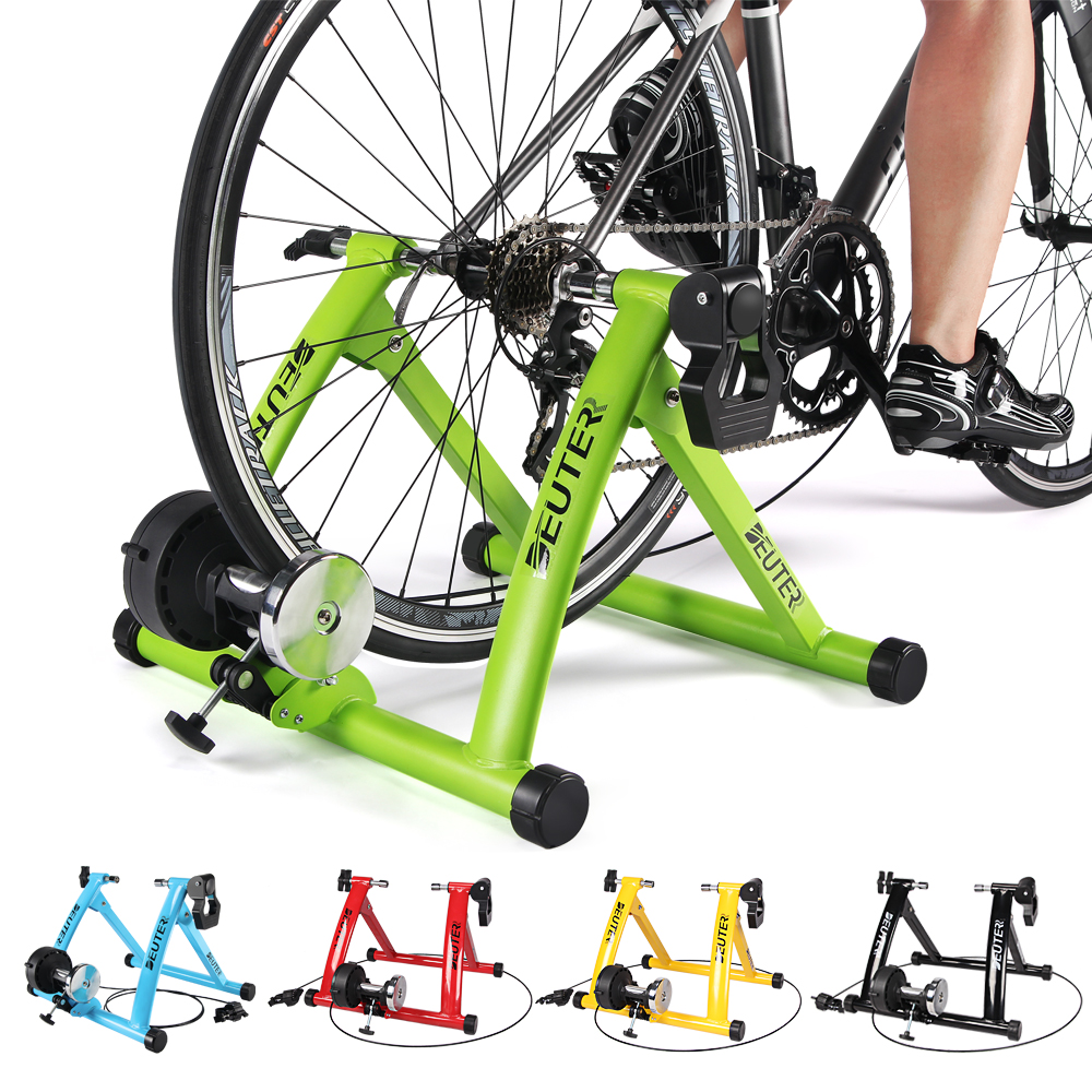 Rodillos de entrenamiento para bicicleta de interior, rodillo para bicicleta de montaña o carretera, entrenador para el hogar, entrenador de ejercicios, Turbo para ciclismo, herramienta de entrenamiento