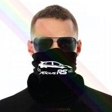 Ford Focu RS Classic 2020 новейшая повязка на голову шарф бандана обогреватель для шеи унисекс