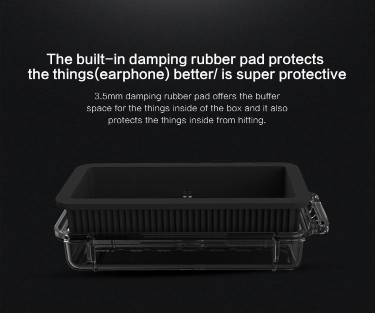 Audiosense Waterproof Earphone case