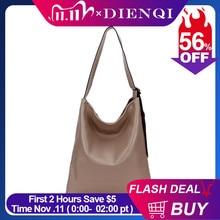 Bag Women Handbags Over-Shoulder-Bag Hobos Genuine-Leather Tote Vintag Big Cow Female