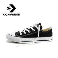 Оригинальные аутентичные классические туфли унисекс для скейтбординга; парусиновая Обувь На Шнуровке; Цвет черный, белый; 101001