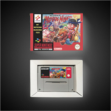 The Legend of the Mystical Ninja   EUR Version Action Game Card with Retail Box