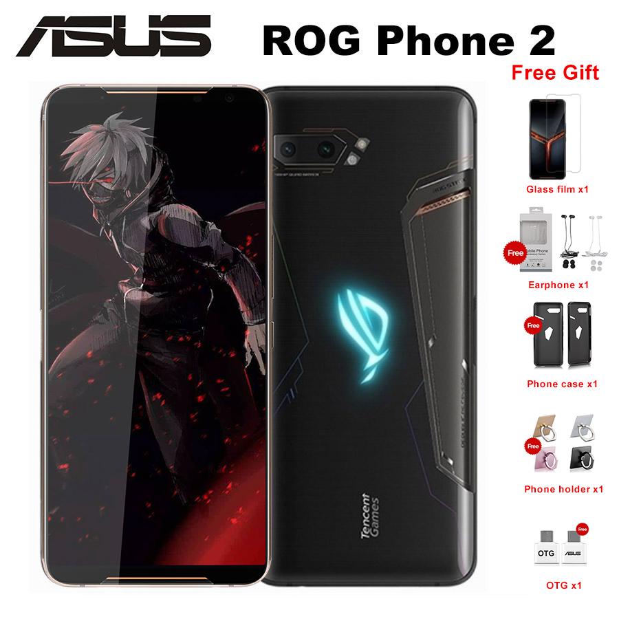 New Asus ROG Phone 2 Mobile Phone 6.59