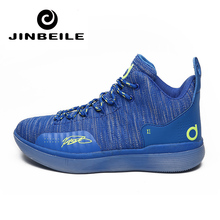 Latest Men's Breathable Basketball Shoes Sport Sock Sneakers Cushioning Basketball Sneakers Men's High-top Athletic Basket Shoes