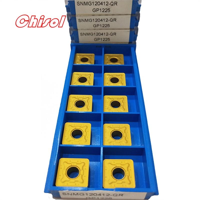 carbide turning inserts SNMG120408-QR SNMG120412-QR SNMG150608-QR SNMG150612-QR SNMG190612-QR GP1225 GP1135 processing steel