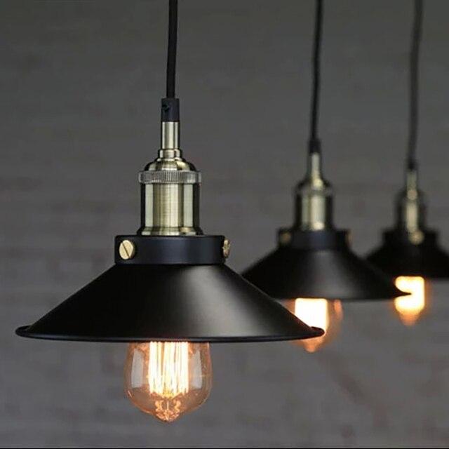 Industriële Hanglamp Vintage  4