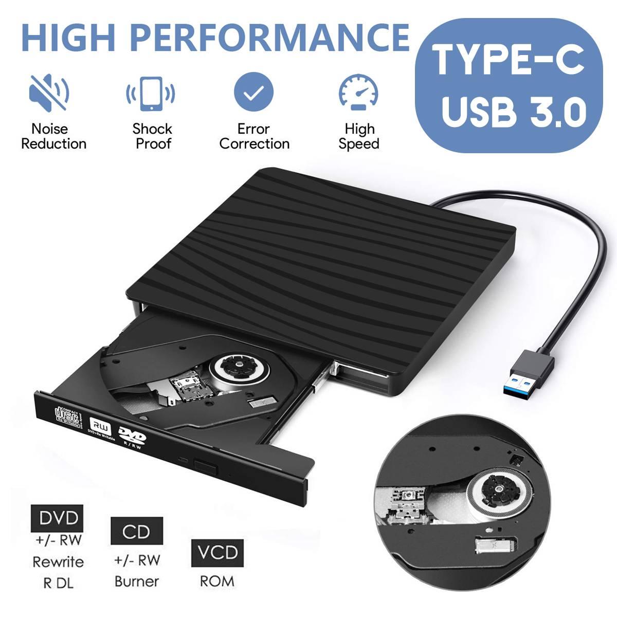 Unidad de DVD externa, Unidad óptica USB 3,0 tipo C/USB, reproductor de CD ROM de alta velocidad, grabador de CD-RW, grabador de grabadora para portátil y PC F8331-smartphone Sony Xperia XZ F8331, Original libre, 4G LTE, 3GB de RAM de ROM, 32GB, Quad Core, Android 5,2