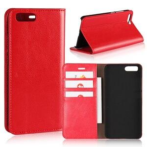 Image 2 - 360 Natural Genuine Leather Skin Flip Wallet Book Phone Case Cover On For Xiaomi Mi 5 6 Mi5 Mi6 Pro Prime 3/4 32/64 GB Xiomi