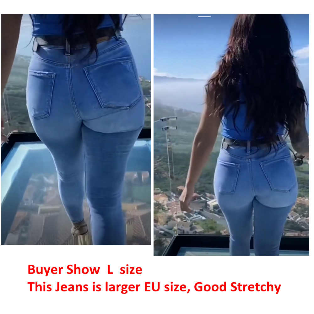 Jeans big booty The Best