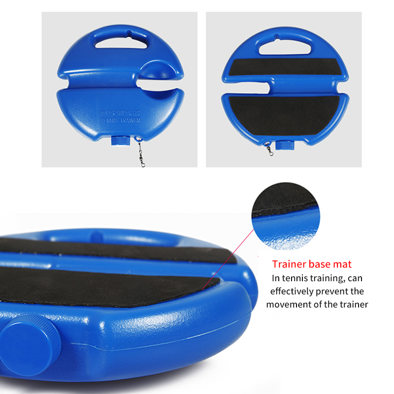 Multifunctional Tennis Trainer Set in Concave part design with Elastic Band as Tennis Training Tool 4