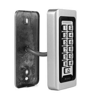 Image 4 - 2pcs RETEKESS T AC03 לוח מקשים RFID בקרת גישה מערכת קרבה כרטיס עצמאי 2000 דלת בקרת גישה עמיד למים מקרה