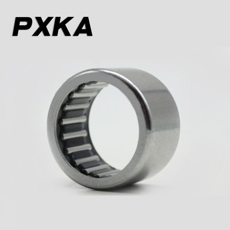 Free Shipping 2pcs Drawn Cup Needle Roller Bearing Through Hole Bearing HK202730/HK172415/HK182520/HK182414/HK13.52012 / HK1516