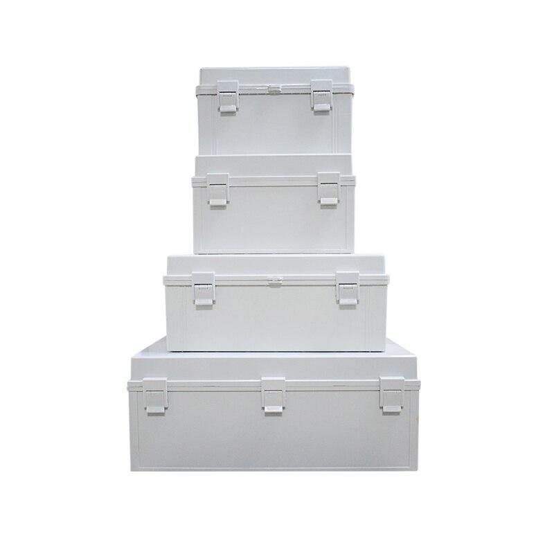 ABS PC IP65Grey Color OutdoorPlasticWaterproof ElectricalJunctionBox--DG Series