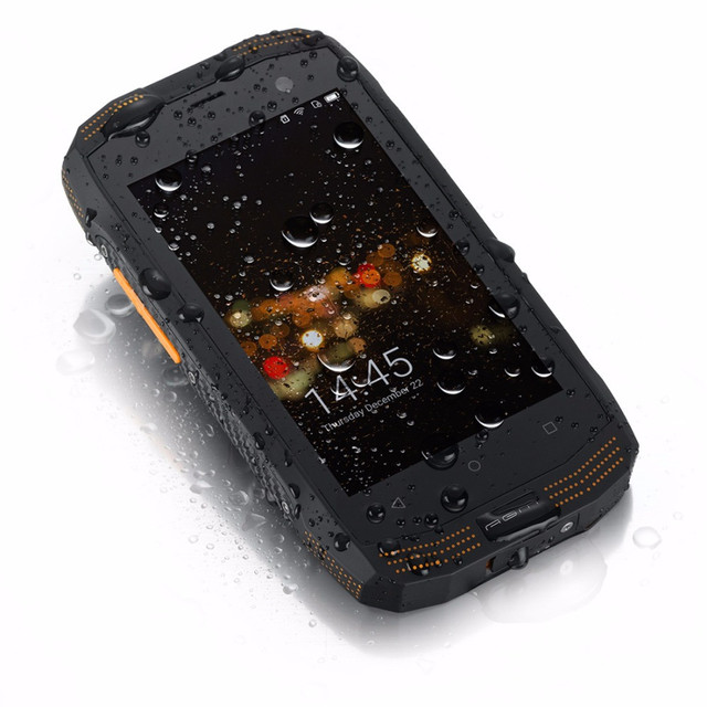 AGM A2 IP68 Waterproof Shockproof 4G LTE OTG NFC Smartphone Quad Core Cellular 2GB 16GB 8MP Rugged Mobile Phone Support Russian