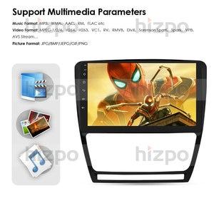 Image 5 - Auto Radio Multimedia Player Für SKODA Octavia 2 A5 2008 2013 4G LTE Android 10,0 Video Navigation GPS 2Din DVD