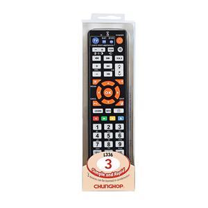 Image 5 - Универсальный умный ИК пульт дистанционного управления IR с функцией обучения для ТВ CBL DVD SAT коробка Hi Fi CHUNGHOP Оригинал L336 3in1