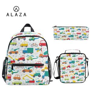 ALAZA Hot kids school bags wit