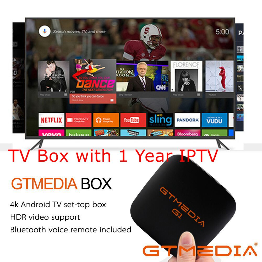 For IPTV M3u Subscription For Iptv Italy UK German French Spanish Arabic Premium For Android TV Box GTmedia G1 G2 G3 H96 X96 Max