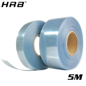 5M Transparent Heat Shrink 32m
