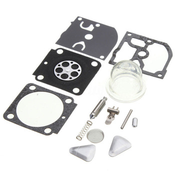 Trimmer Carburetor Carb Rebuild Kit For ZAMA RB-100 STIHL HS45 FS55 FS38 BG45 Replace Fits Set image