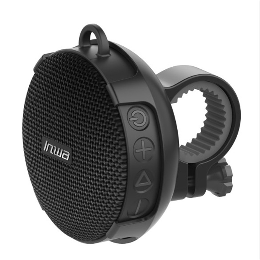 Bicicletas Bicicleta Orador Coluna À Prova D Água Do Chuveiro Do Bluetooth Speaker Acústica portátil Boombox Som Soundbar Woofer Mãos Livres