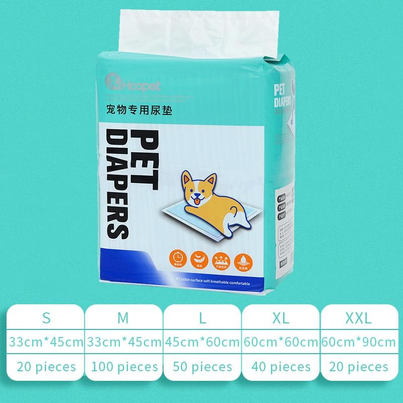Pannolini per cani pannolini Super assorbenti  S-2XL usa e getta cucciolo forniture fisiologiche