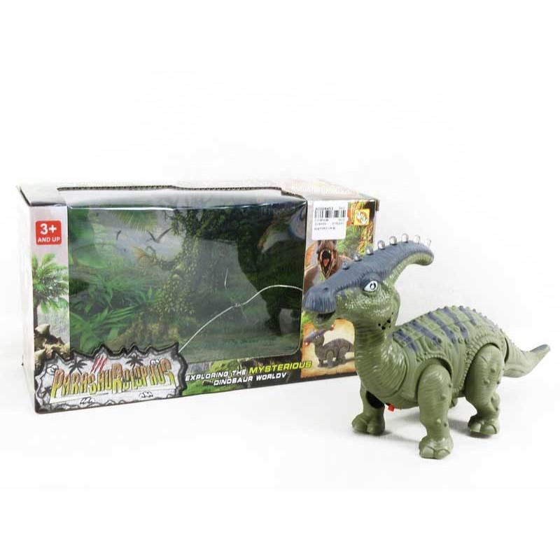 1-3 Days Delivery To Saurolophus Dinosaur Dinosaur Toy To Kid Girl