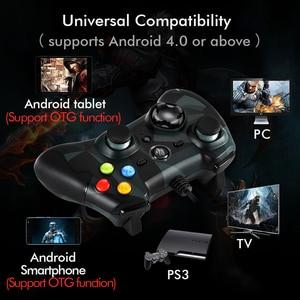 Image 4 - EasySMX ESM 9100 filaire contrôleur de jeu manette de jeu avec TURBO bouton de déclenchement manette pour PC PS3 TV Box Android Smartphone