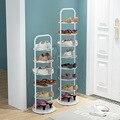2021 мраморсветильник Роскошная Простая Стойка для обуви, пылезащитный шкаф для обуви для общежития, компактная Стойка для обуви