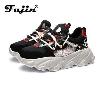2020  Sneakers Women Breathable Mesh Casual Shoes Female Fashion Sneaker Lace Up High Leisure Women Vulcanize Shoe Platform