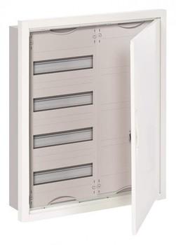 ABB distribution cabinet in niche 96 mod. With circuit board 700 х575х120 U42M