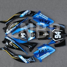 Fairing-Body-Kit TMAX T-MAX530 Bodywork Yamaha for XP Black Blue XP530 13 14